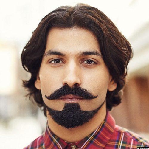 Glamorous-Anchor-Beard--500x500 Anchor Beard Styles- Top 10 Anchor Goatee Styles This Year