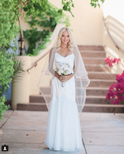 Flowy-Caged-Veils-405x500 Bridal Birdcage Veil- 20 Best Ideas on How to Wear Cage Veil