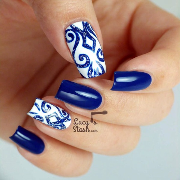 Winter Nail Art Ideas – 80 Best Nail Designs This Winter | Beauty