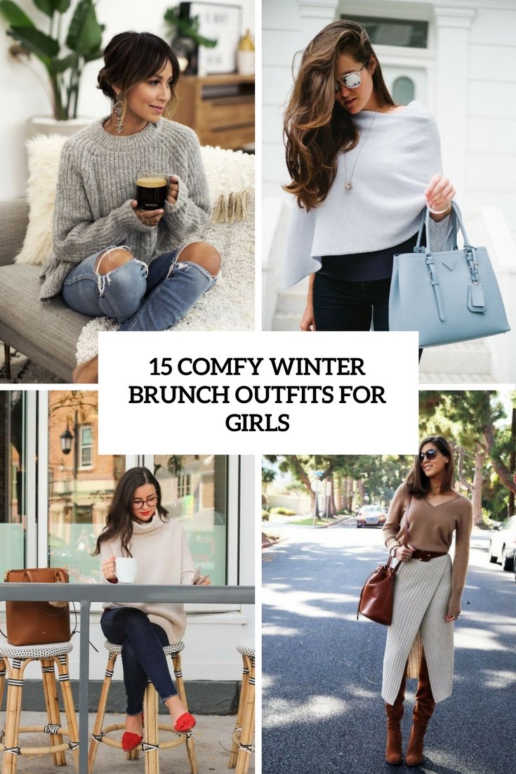 comfy winter brunch outfits for girls cover