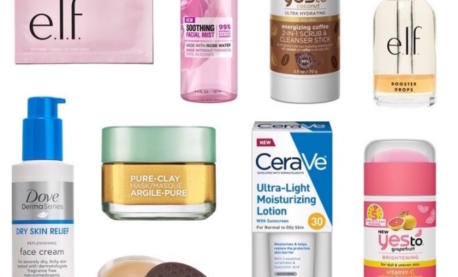27 New Drugstore Skincare Products to Try in 2018 | Beauty