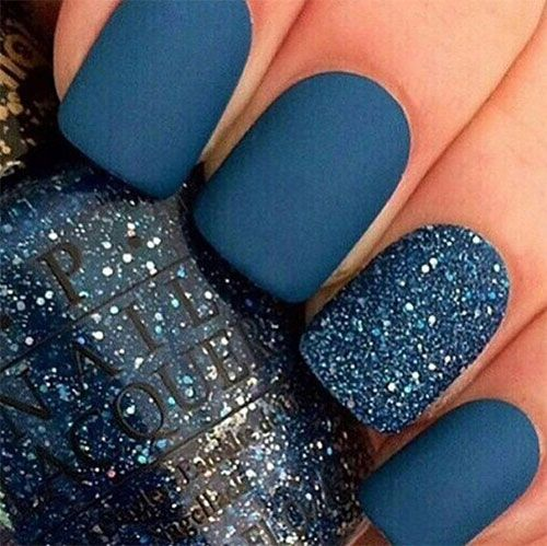 b0bec4ace7db84f7ae487e8c1e4f76c5 Winter Nail Art Ideas - 80 Best Nail Designs This Winter