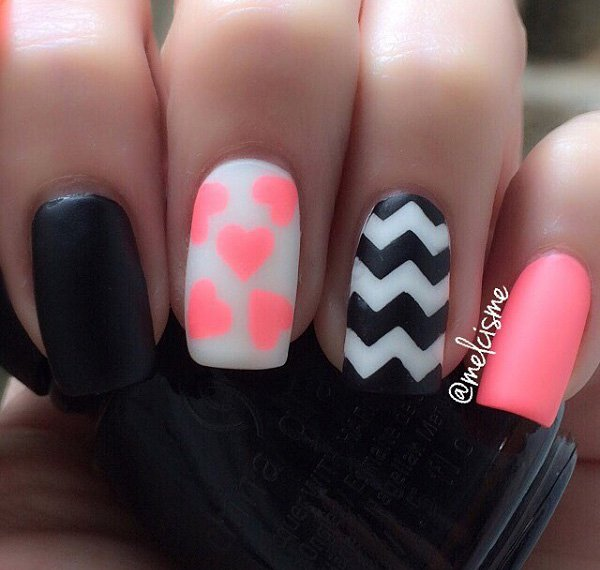 Cute-nail-art-for-winter Winter Nail Art Ideas - 80 Best Nail Designs This Winter