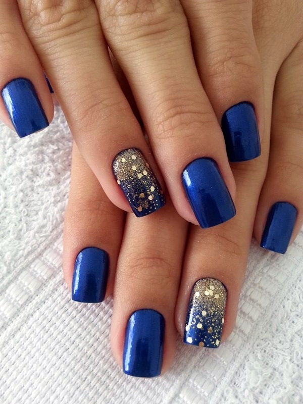 Winter-Nails-Designs-2015-19 Winter Nail Art Ideas - 80 Best Nail Designs This Winter