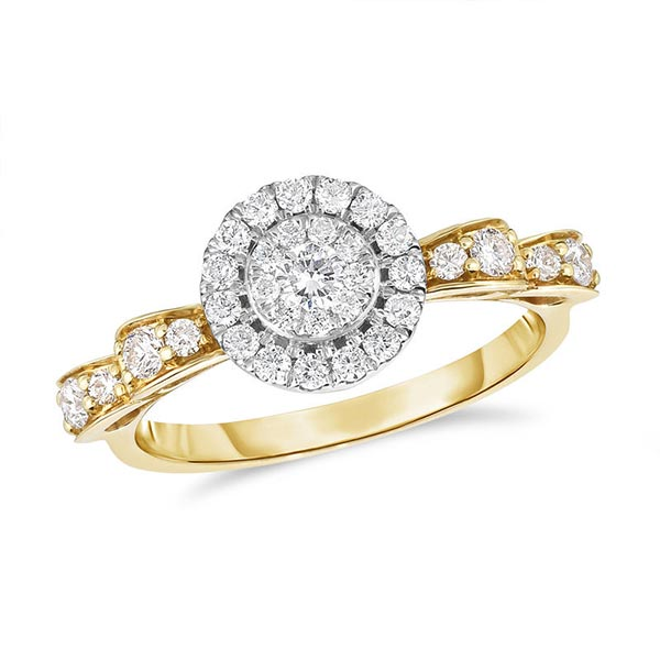 What is your Engagement Ring Style? #modernbride #engagementrings #engagementringstyles