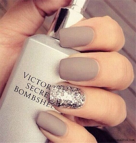 fcfb3e831604d8afa2a2404bc98c55ba Winter Nail Art Ideas - 80 Best Nail Designs This Winter