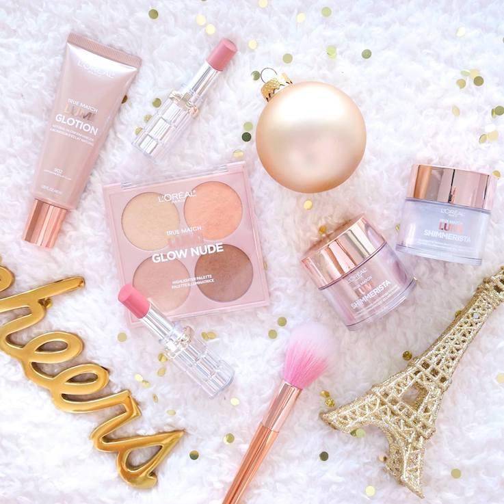 L'Oreal Lumi Glow Makeup Collection