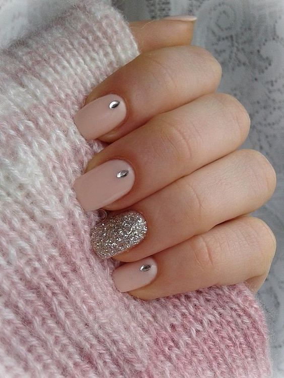 21d6e6a5c9d96222b4f0d7a26d84b23a Winter Nail Art Ideas - 80 Best Nail Designs This Winter