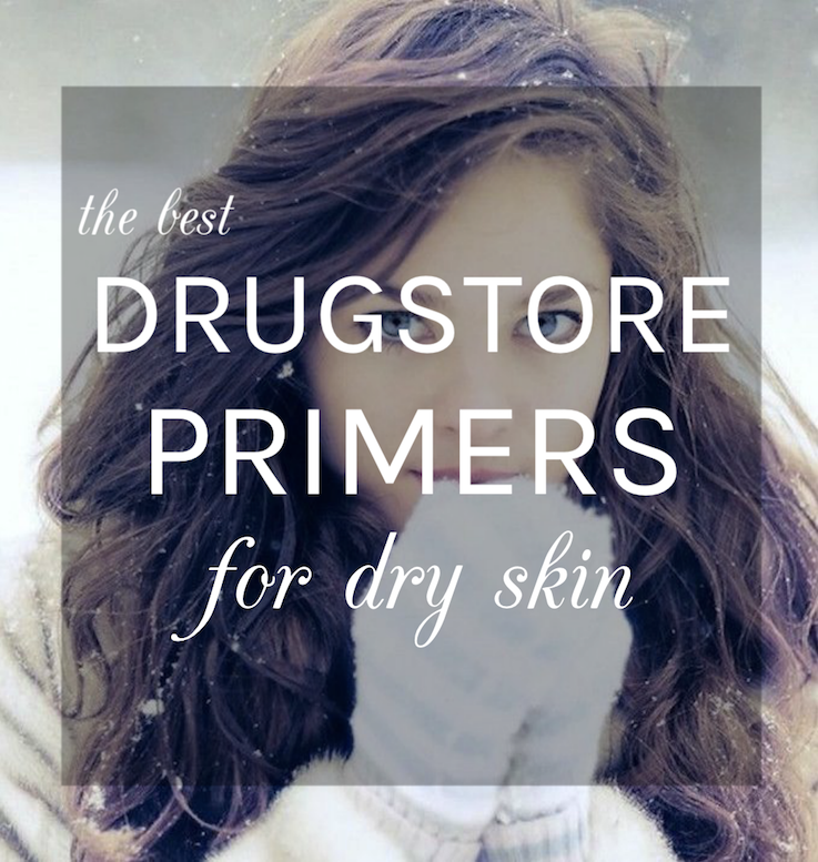 Whether you are struggling with winter dryness or a persistently dry, dull complexion, here are the best drugstore primers for dry skin you need to ace your base! These foundation primers prep your skin perfectly for makeup while packing a good hydration punch!