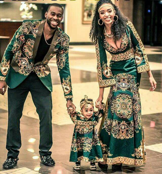 50a2bd6125fbc6df6144625057c2166a 18 Cute Matching Outfits For Black Couples