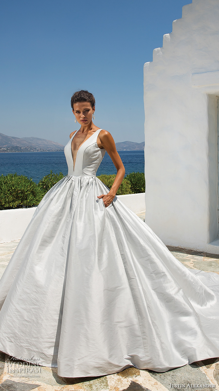 Justin Alexander 2018 Wedding Dresses | Wedding