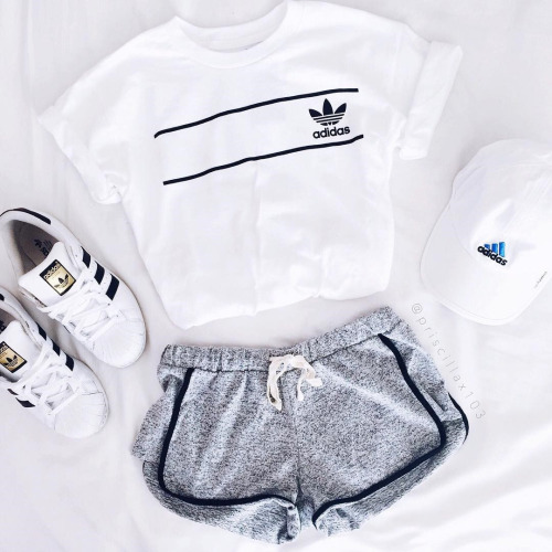 tumblr_o33bpg10zg1ueafuro1_500 45+ Most Popular Adidas Outfits on Tumblr for Girls