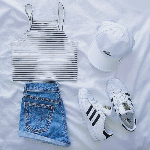 tumblr_o7gotbcMCC1uvteteo1_500 45+ Most Popular Adidas Outfits on Tumblr for Girls