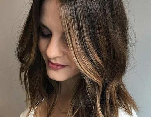 51 Cool and Trendy Medium Length Hairstyles | Beauty