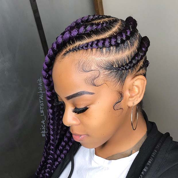 Vibrant-Purple-Lemonade-Braids