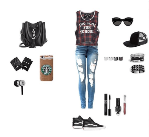 Swag-Outfit-For-Girl-17 Swag Style Trends–20 Outfit Ideas How To Have Swag For Girls