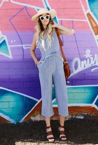 best-summer-jumpsuits-dash-of-darling-339x500 26 Best Boating Outfit Ideas for Girls-What to Wear On a Boat