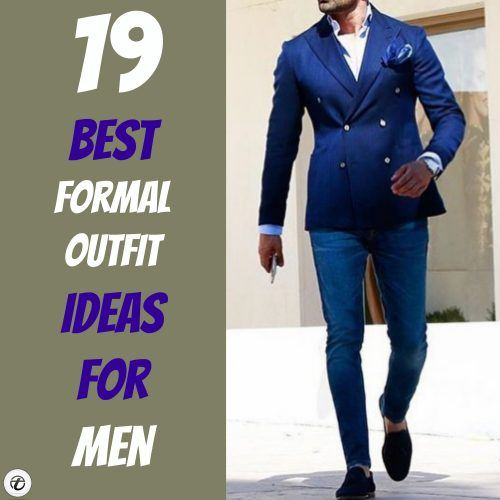 Formal-Outfit-Ideas-500x500 Guys Formal Style - 19 Best Formal Outfit Ideas for Men