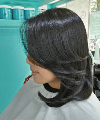 lob-bob-hairstyle 20 Best and Trending Bob Haircuts & Hairstyles for 2018
