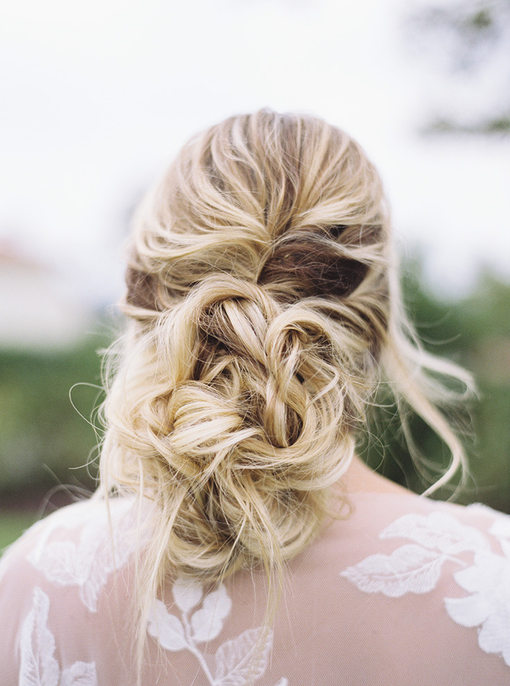 28 Braided Wedding Hairstyles For Brides with Long Hair #weddinghairaccessories #weddingbraids #bridalstyle