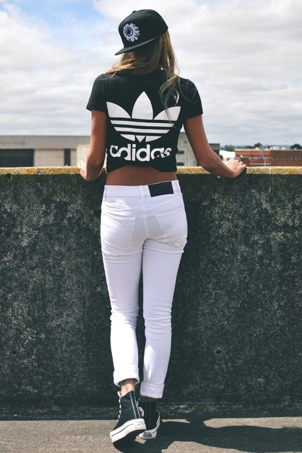 d34de59c9f762555900155dea71e7116 45+ Most Popular Adidas Outfits on Tumblr  for Girls