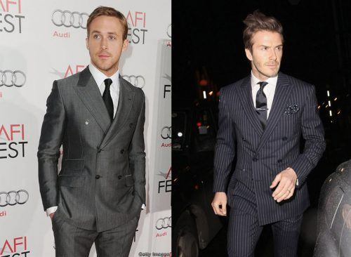 Wear-your-DB-in-Celebrity-Style-500x366 25 Ideas on How to Wear Double-Breasted Suits for Men