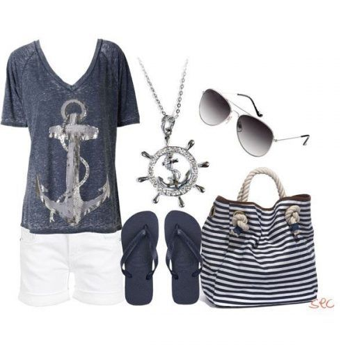 26227181_146808076037104_7880011141177409536_n-500x500 26 Best Boating Outfit Ideas for Girls-What to Wear On a Boat