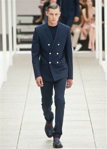 Slim-Fit-DB-Suits-359x500 25 Ideas on How to Wear Double-Breasted Suits for Men
