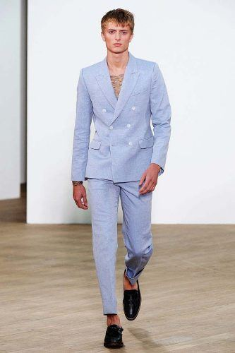 Pastel-DB-Suits-333x500 25 Ideas on How to Wear Double-Breasted Suits for Men
