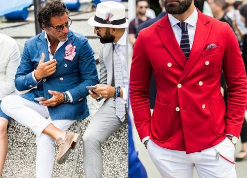 Semi-Formal-Look-with-DB-Suits-500x360 25 Ideas on How to Wear Double-Breasted Suits for Men