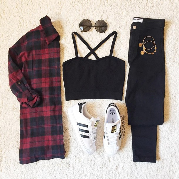 8d752680cfe7 45+ Most Popular Adidas Outfits on Tumblr for Girls