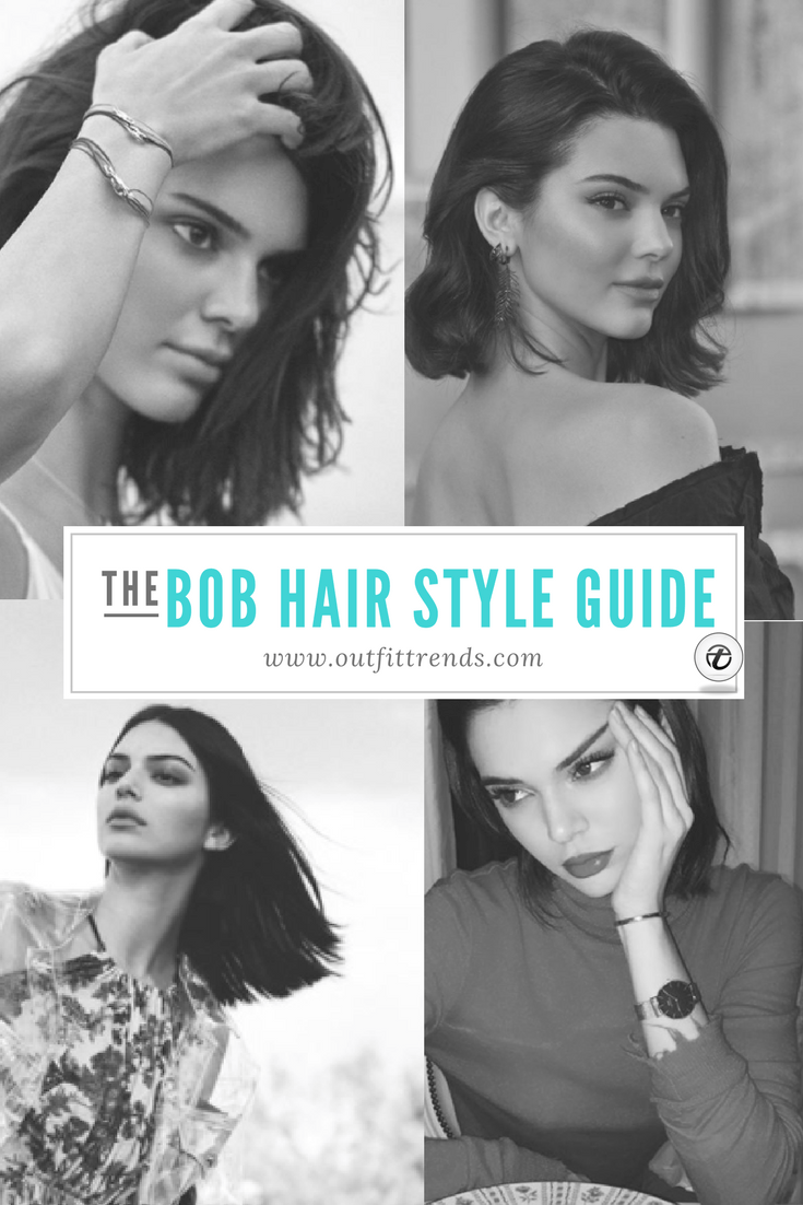 Bob-hair-style-guide-1 20 Best and Trending Bob Haircuts & Hairstyles for 2018