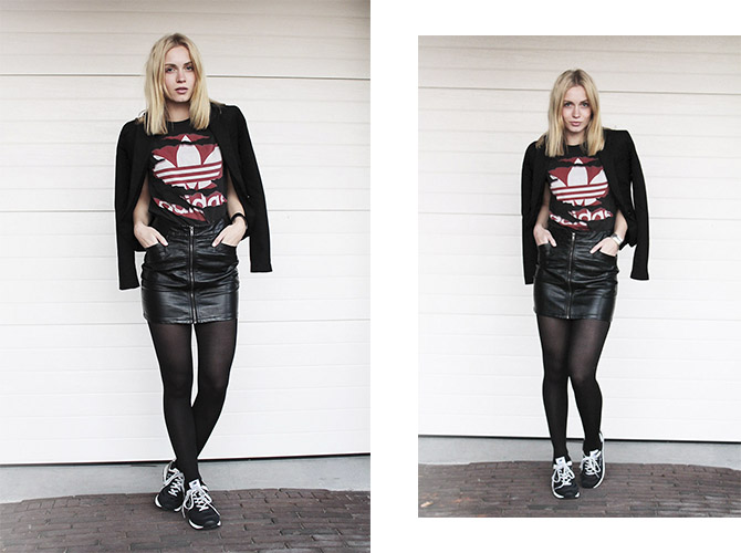 Outfit78k 45+ Most Popular Adidas Outfits on Tumblr for Girls
