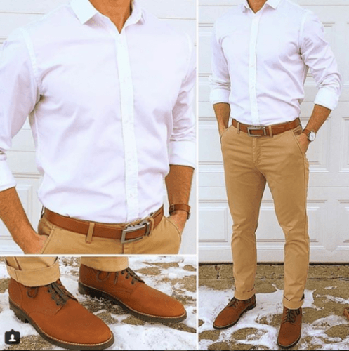 Formal-Khaki-Pants-497x500 Guys Formal Style - 19 Best Formal Outfit Ideas for Men