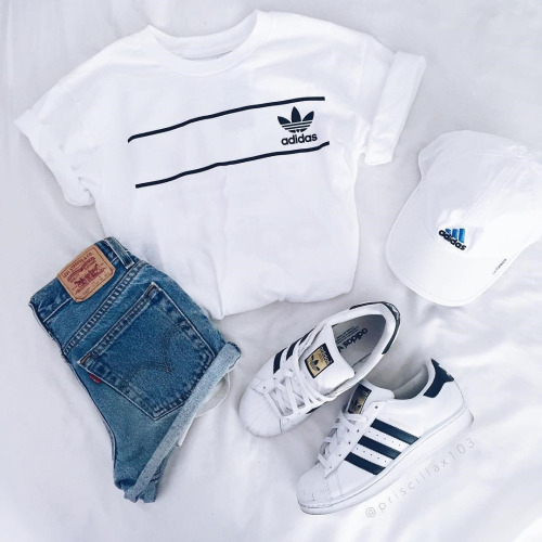tumblr_o1ysuyveaD1ueafuro1_500 45+ Most Popular Adidas Outfits on Tumblr for Girls