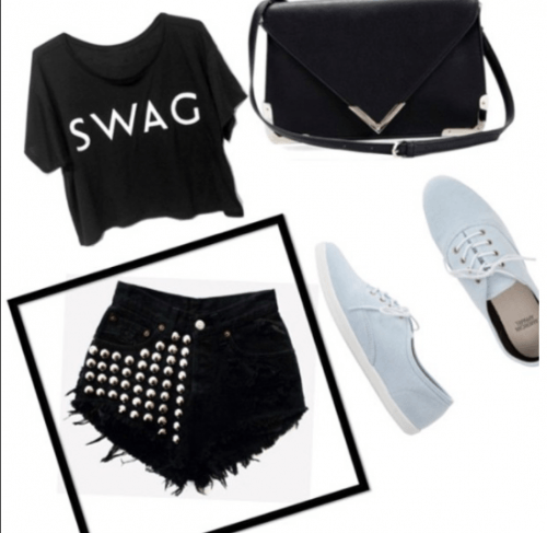 Swag-Outfit-For-Girl-11-500x487 Swag Style Trends–20 Outfit Ideas How To Have Swag For Girls