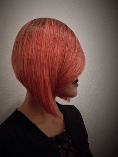 asymmetrical-bob-cut 20 Best and Trending Bob Haircuts & Hairstyles for 2018