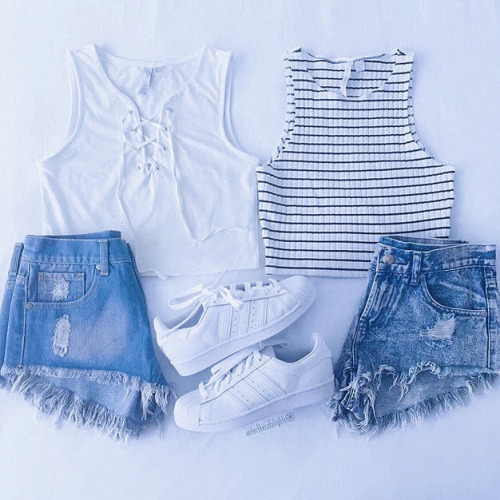 tumblr_o7goqjLW1n1uvteteo1_500 45+ Most Popular Adidas Outfits on Tumblr for Girls