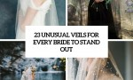 unusual veils for eveyr bride to stand out cover