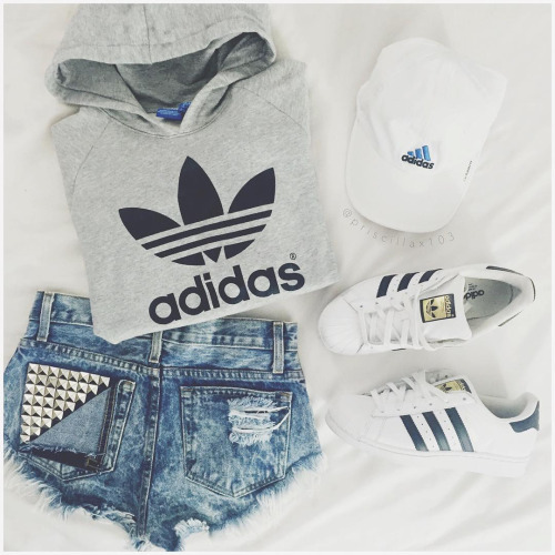 tumblr_nu97olcfOP1ueafuro1_500 45+ Most Popular Adidas Outfits on Tumblr for Girls