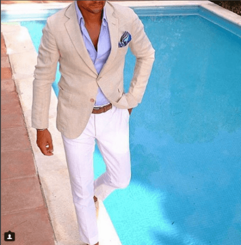 Summer-Formal-Look-491x500 Guys Formal Style - 19 Best Formal Outfit Ideas for Men