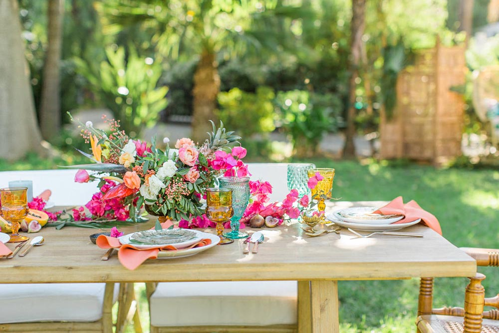Bali Vibes in this New urlencodedmlaplussign Tropical Zen Wedding Venue #weddingvenues #tropicalweddings #zenweddingideas #baliweddingideas