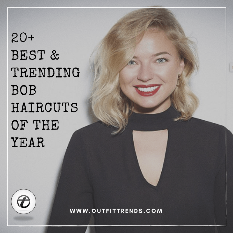 bob-hairstyles-of-the-year 20 Best and Trending Bob Haircuts & Hairstyles for 2018
