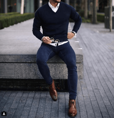 Formal-Sweaters-486x500 Guys Formal Style - 19 Best Formal Outfit Ideas for Men