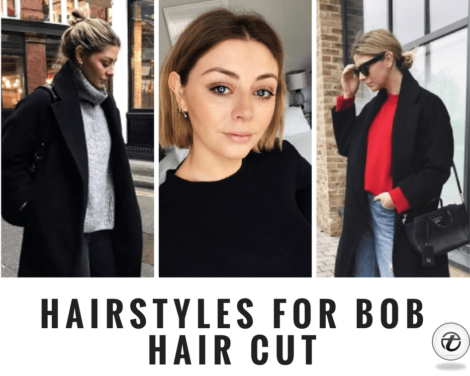 Hairstyles-for-bob-hair-cut 20 Best and Trending Bob Haircuts & Hairstyles for 2018