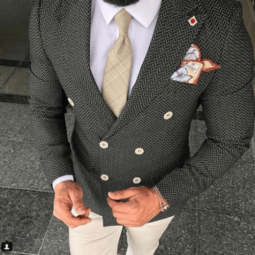 How-to-Wear-White-Pants-Formally-500x500 Guys Formal Style - 19 Best Formal Outfit Ideas for Men