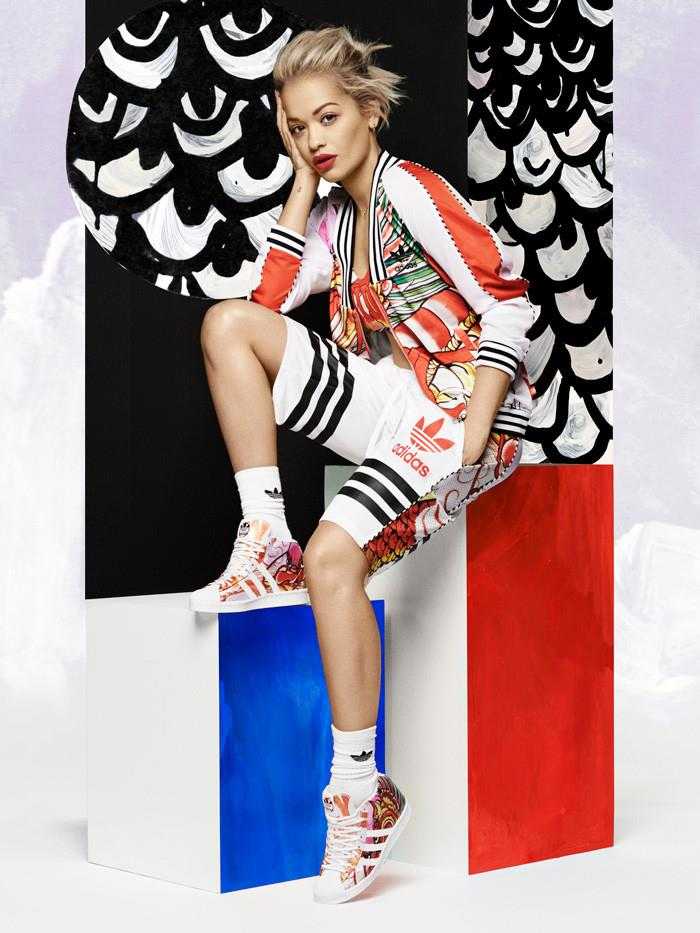 adidas-Originals-by-Rita-Ora-1 45+ Most Popular Adidas Outfits on Tumblr for Girls