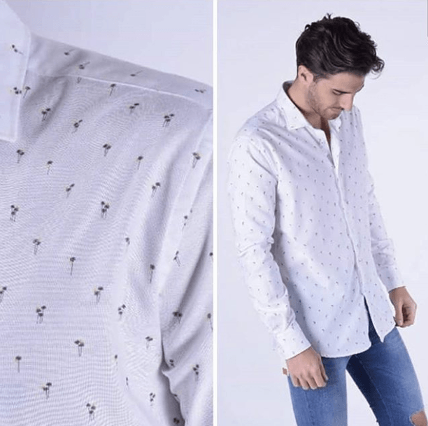 Printed-Classy-Shirts-for-Easter 21 Cool Easter Outfits for Teen Guys 2018