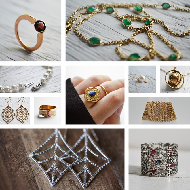 Houston Fine Jewelry Rental Special Occasion Eklektic Studio