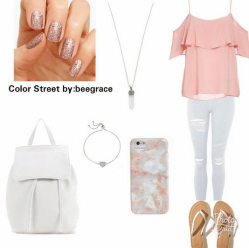 Pastel-Attire-for-Easter-Spring-500x497 20 Trendy Easter Outfits for Teen Girls 2018